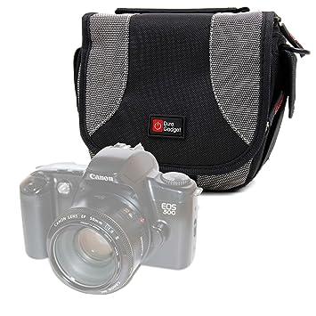 DURAGADGET Bolso para Cámara Canon 500 EOS | 5000 EOS | EOS 1000 F ...