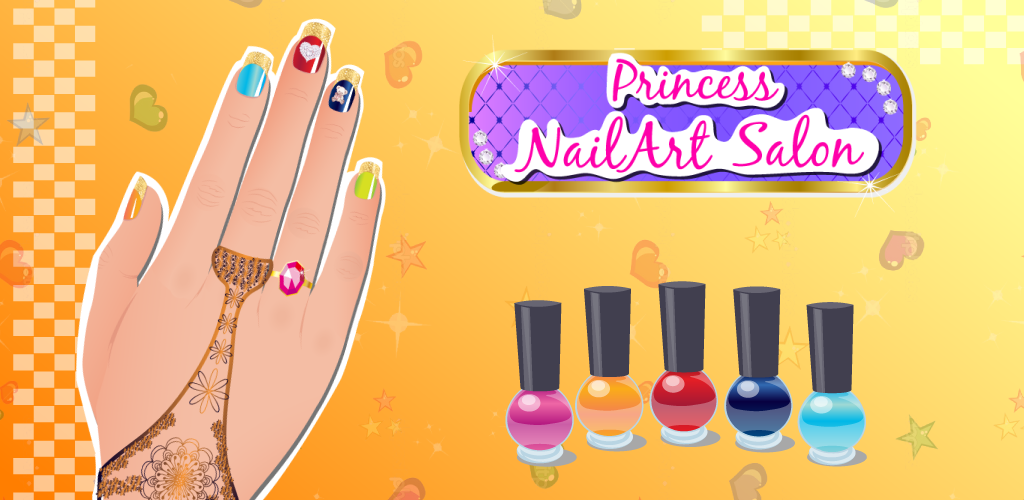 Nail salon games for girls free appstore for A list nail salon game