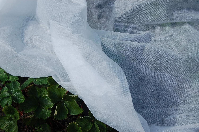 Agralan Heavy Duty 30 g Garden Plant Envirofleece Peso Invernale in Pile antigelo Allotment – Protegge Down to -6 – Molti