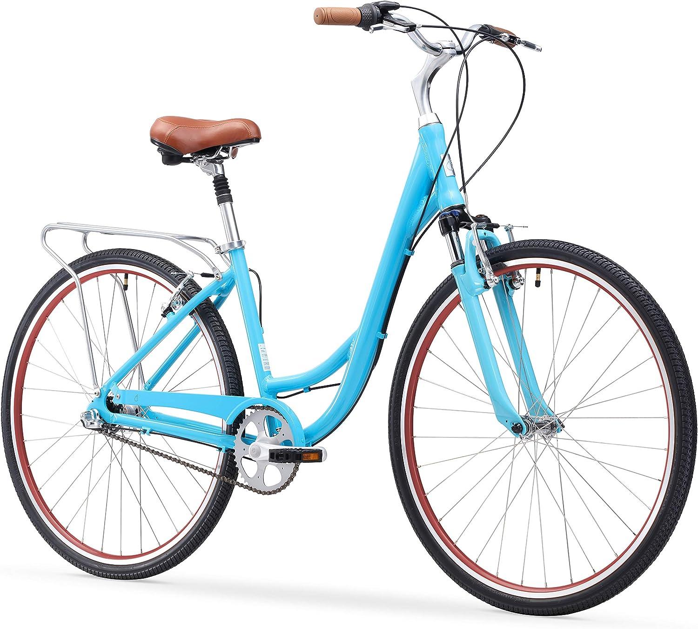 六零身体舒适女性舒适自行车
