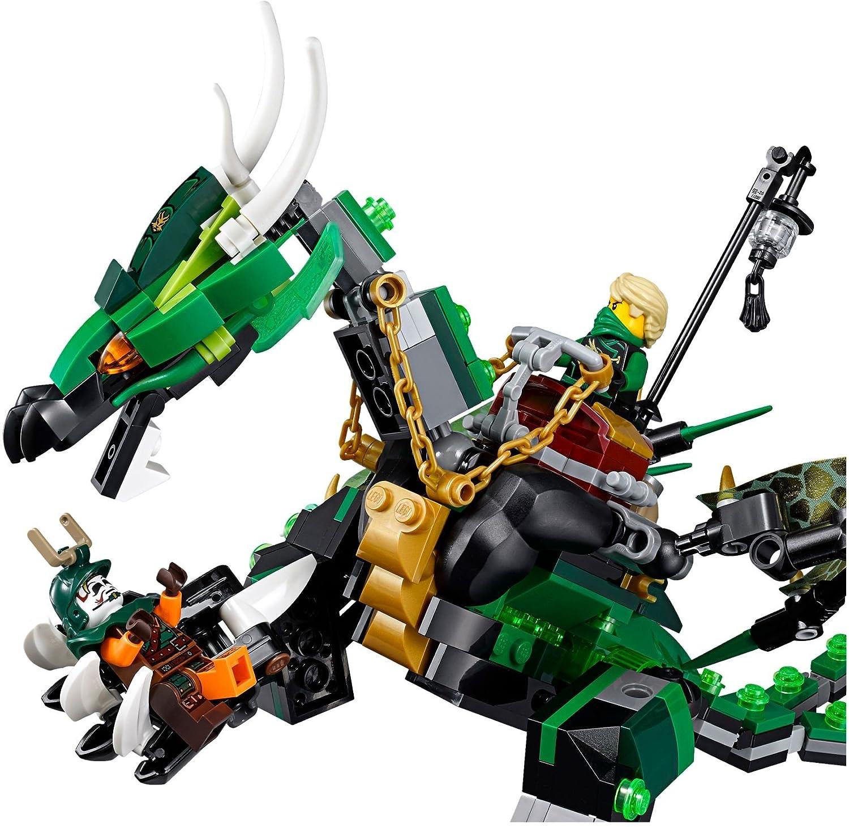 LEGO Ninjago - Dragón NRG Verde (6144778)