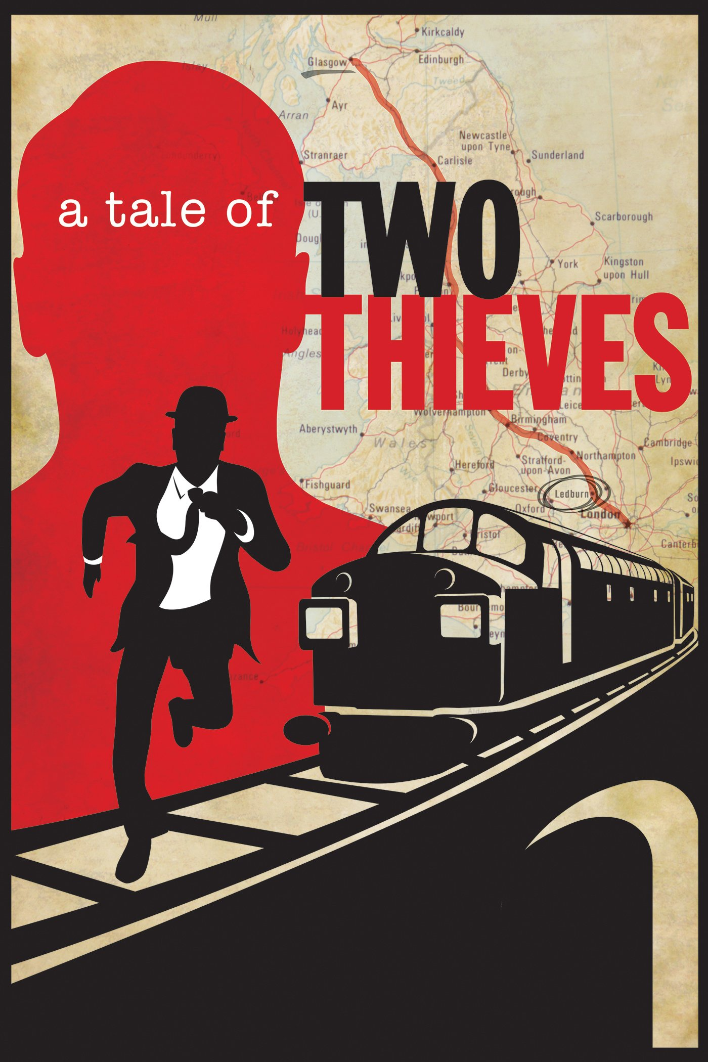 DVD : A Tale Of Two Thieves (Widescreen)