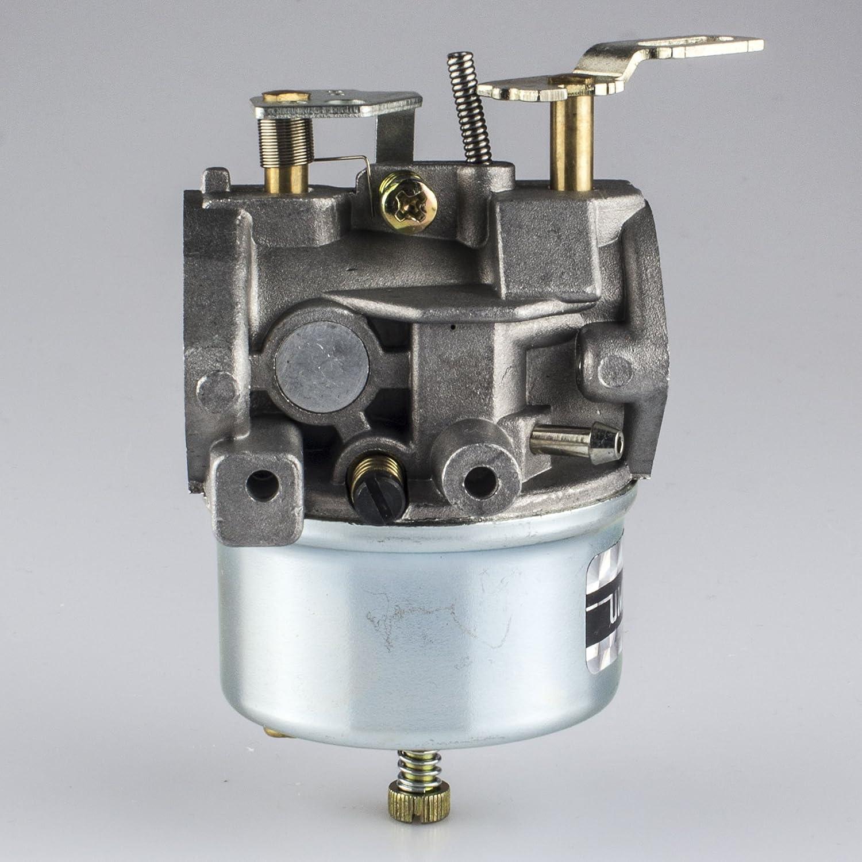 Umparts Umt 301 Carburetor For Tecumseh 632370a 632370 Fuel Filter Hm100 632110 Fits Hmsk90 Hmsk100 Engine Automotive