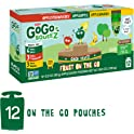 12-Pack GoGo squeeZ Assorted Flavors Applesauce (3.2 oz)