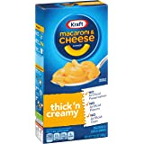 Kraft Macaroni & Cheese Dinner, Thick & Creamy, 7.25 oz