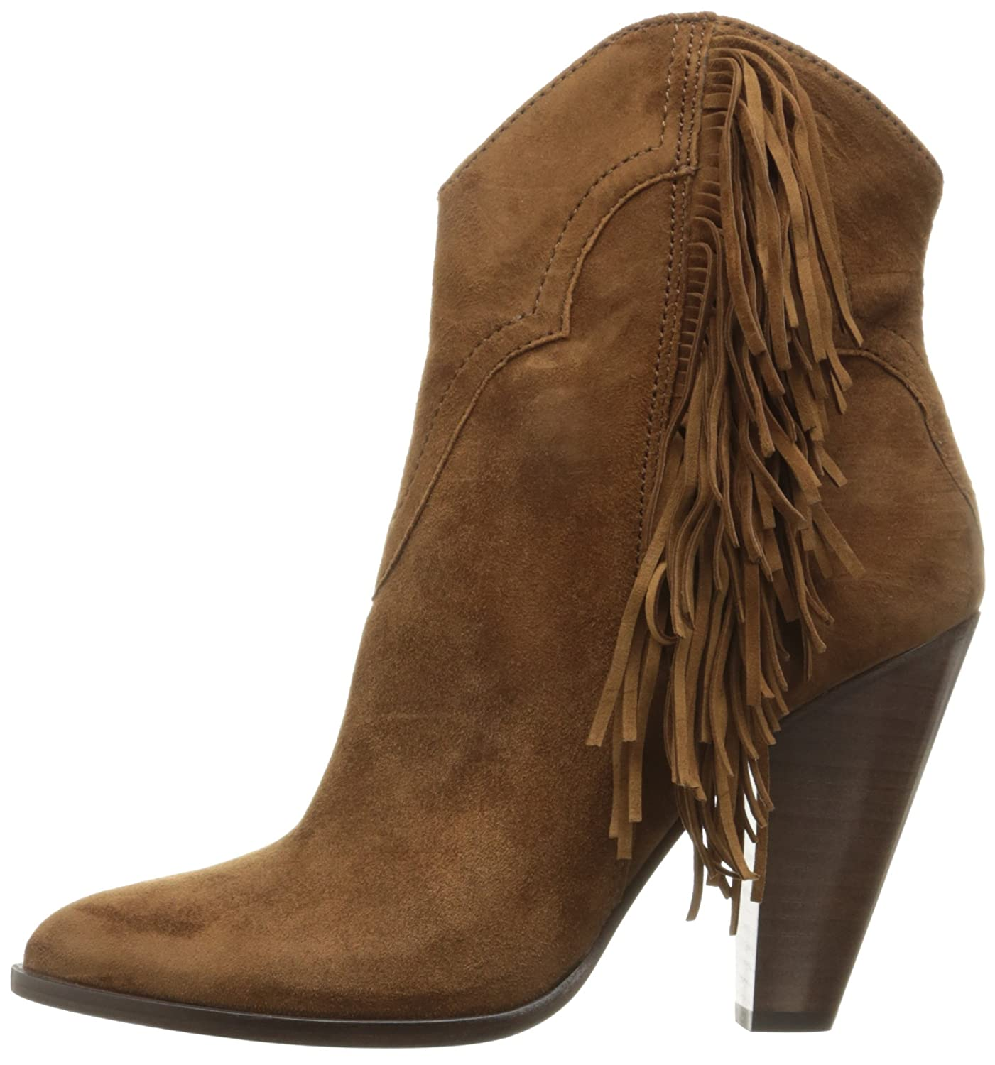 FRYE Boot Women's Remy Fringe Short Boot FRYE B0193Z68PS 11 B(M) US|Wood aca4c8