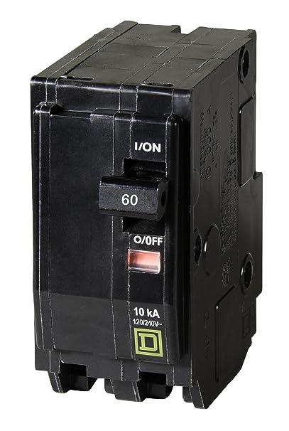 !NEW Square D QO2100 LOT OF 4 100 Amp Two Pole QO Circuit Breaker 120//240V