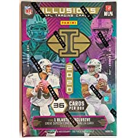 $89 » 2020 Panini Illusions NFL Football BLASTER box (36 cards/box)