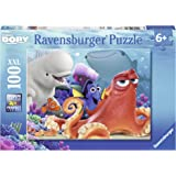Ravensburger 10875 Disney Finding Dory XXL Jigsaw Puzzle - 100 Pieces