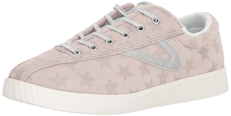 Tretorn Women's Nylite25plus Sneaker B0771QTZ57 8 M US|Light Grey