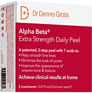 Dr Dennis Gross Alpha Beta Extra Strength Daily Peel 5 Treatments