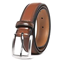 Belts for Men, Handmade Genuine Leather, 100% Cow Leather, Classic and Fashion Designs