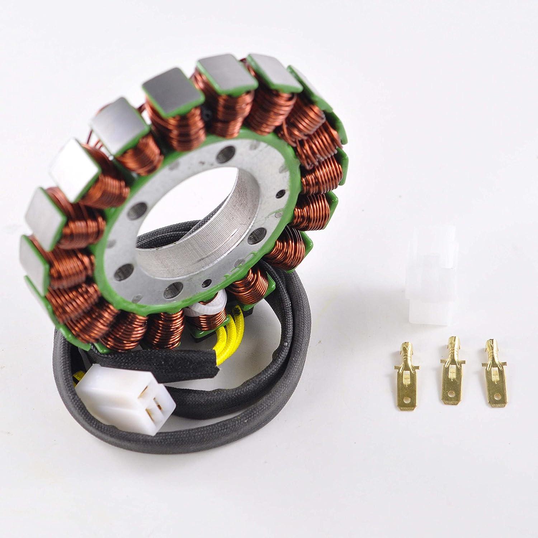 Generator Stator Fits Kawasaki Ninja ZX-6 ZZR600 / ZX 6R ZX6R 1990-2004   OEM Repl.# 21003-1214/21003-1368