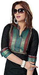 Unifiedclothes Women Fashion Printed Short Indian Kurti Tunic Kurta Top Shirt Dress EX01C