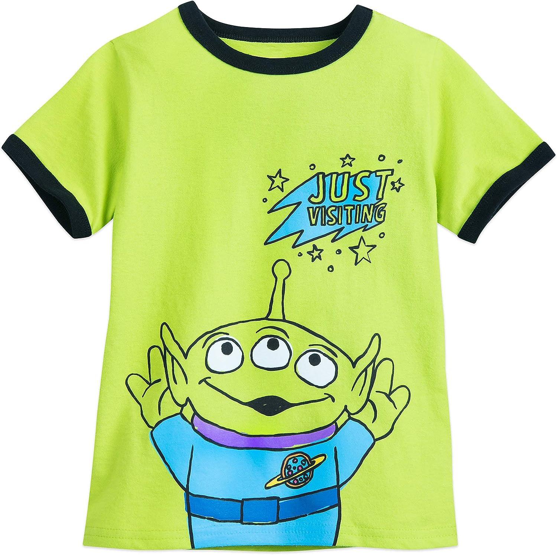 Disney Boys Toy Story Pajamas Alien