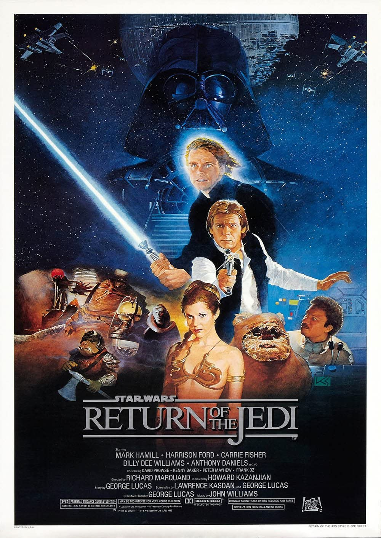 Poster STAR WARS Movie Posters film Poster HD prints SCI-FI Star Wars Borderless