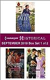Harlequin Historical September 2018 - Box Set 1 of 2