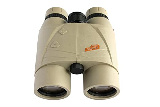 "Arm Yourself With the New SNYPEX Knight LRF1800 8x42 Precision Tactical 1.2 Miles Laser Rangefinder Binoculars, ""Crime Fighting Eyes for Cops"""