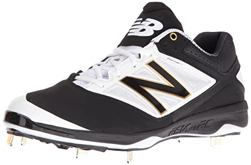 New Balance Men's L4040V3 Cleat Baseball Shoe