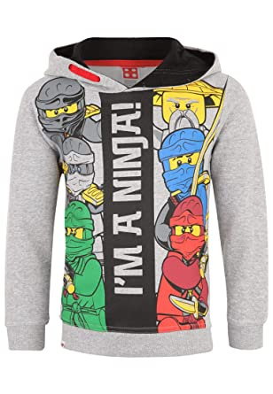 Amazon.com: LEGO Ninjago 1631 Hoodie (104): Clothing