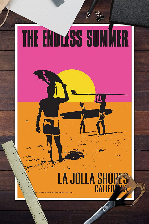La Jolla Costas, California - The Endless Summer - Original ...