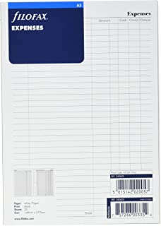 Amazon.com : Filofax A5 Name/Address/Phone/Fax (B340206 ...