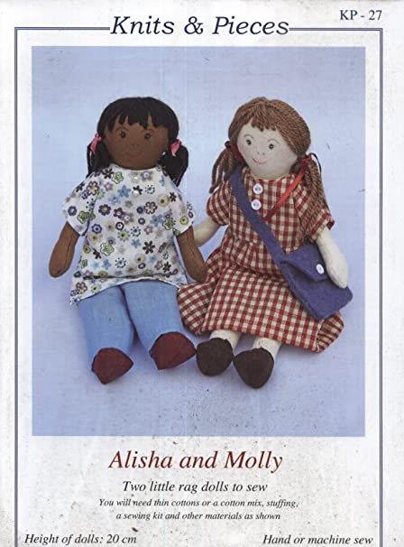 Knits Pieces Sewing Pattern Alisha And Molly Two Little Rag