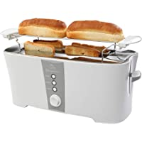 Russell Hobbs RPT603 – 1350 Watt 4 Slice Cool Touch Automatic Pop-up Toaster with 2 Year Manufacturer Warranty