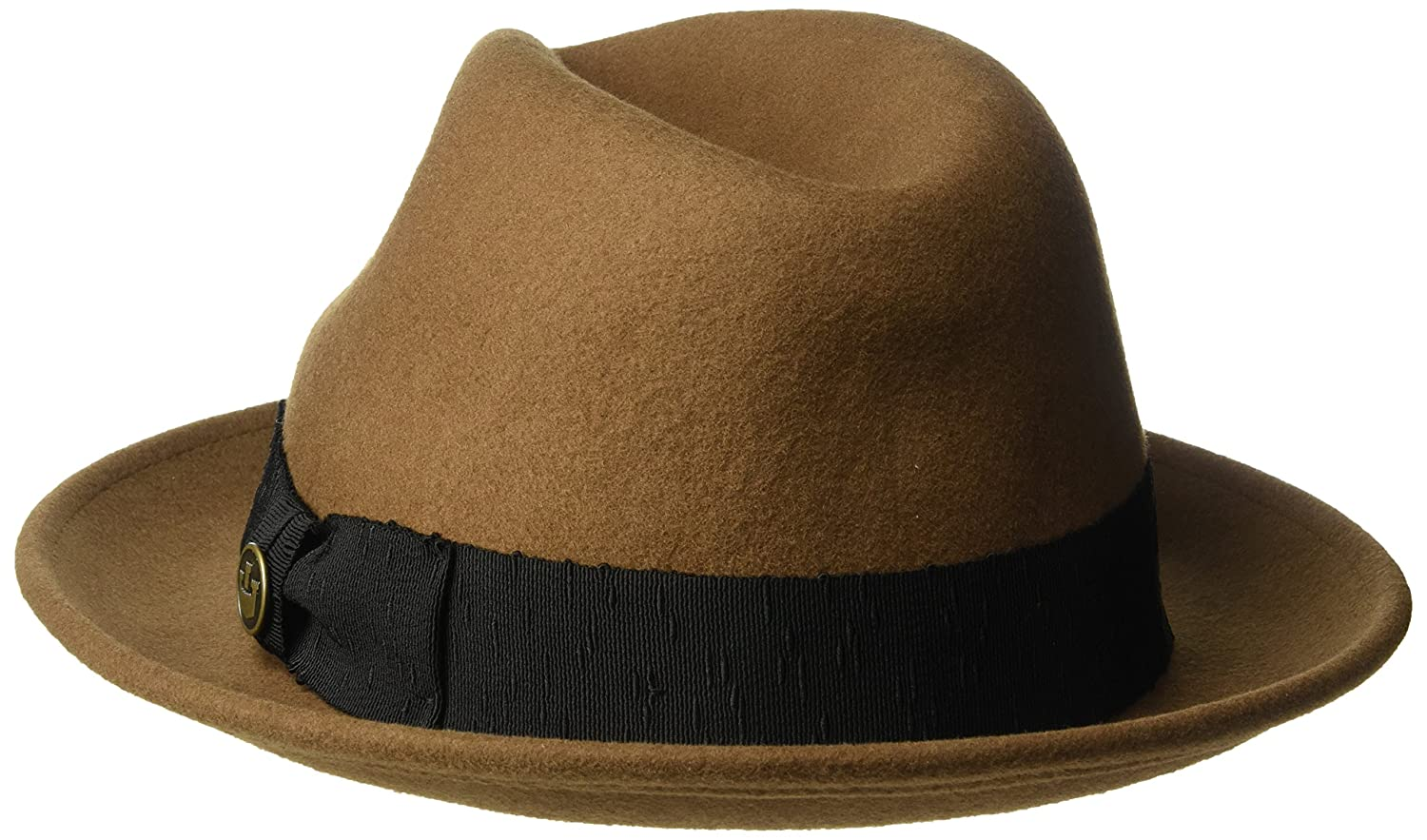 d49a4c292e870 Goorin Bros. Men s Mr. Driver Wool Fedora Hat at Amazon Men s Clothing  store