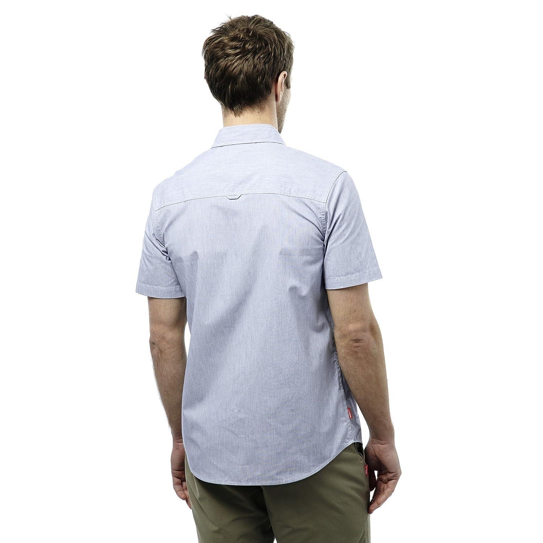 dfcc15ae6047c Chemise Anti Moustique Henri Manches Courtes Homme 2456_10332 Camping et randonnée  Craghoppers NosiLife Chemises et t-shirts