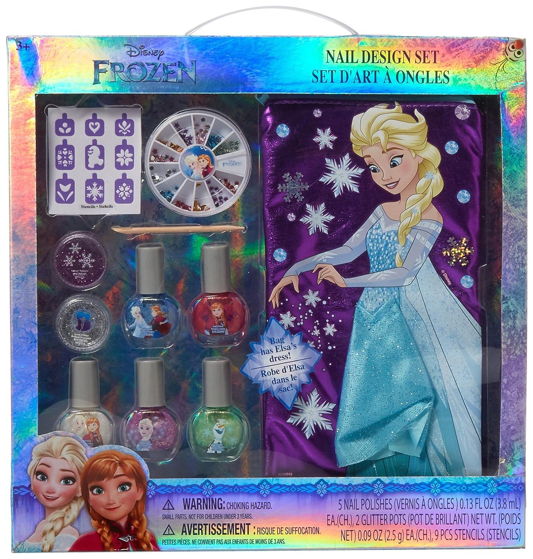 Amazon.com : Frozen Nail Design Set : Beauty
