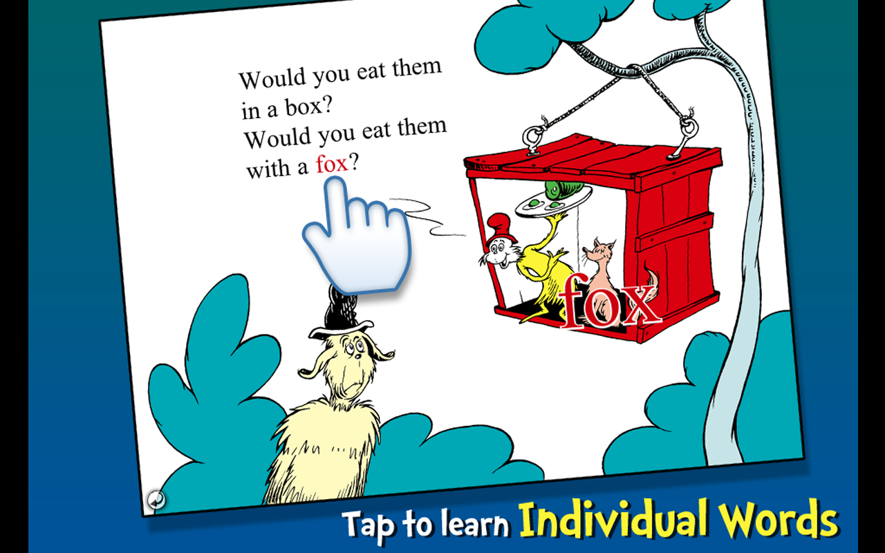 Amazon.com: Green Eggs and Ham - Dr. Seuss: Appstore for Android