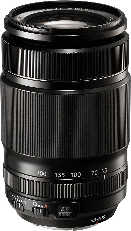 Black//Black Fujifilm Fujinon XF55-200mmF3.5-4.8 R LM OIS