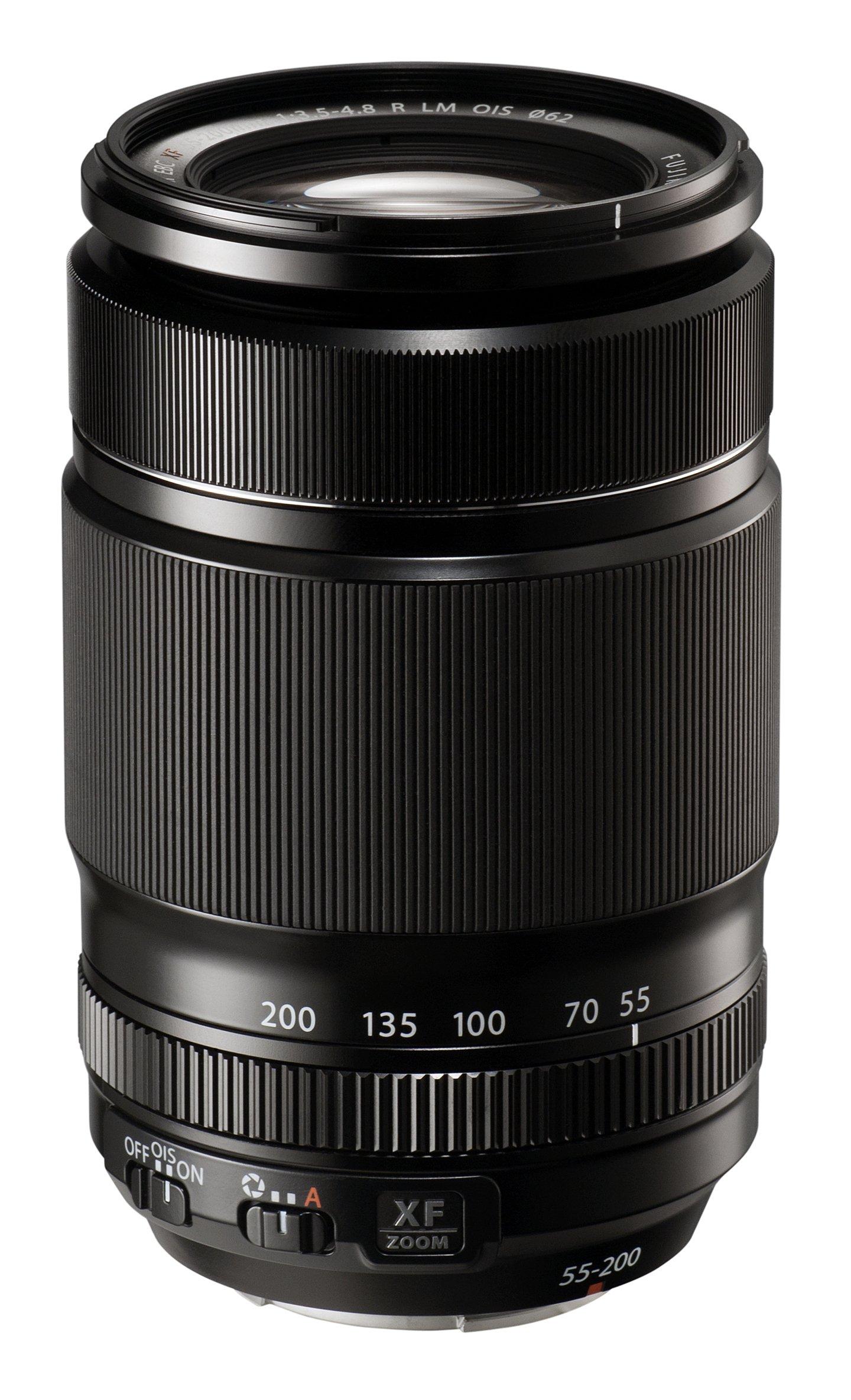 Fujinon XF55-200mmF3.5-4.8 R LM OIS by Fujifilm