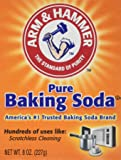 Arm and Hammer Pure Baking Soda 227 g (pack of 8)