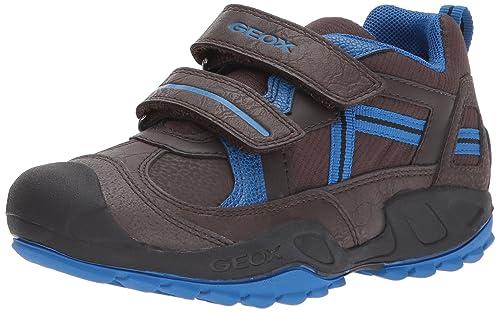 Unisex Adults J New Savage a Low-Top Sneakers Geox zDa1PSd3U
