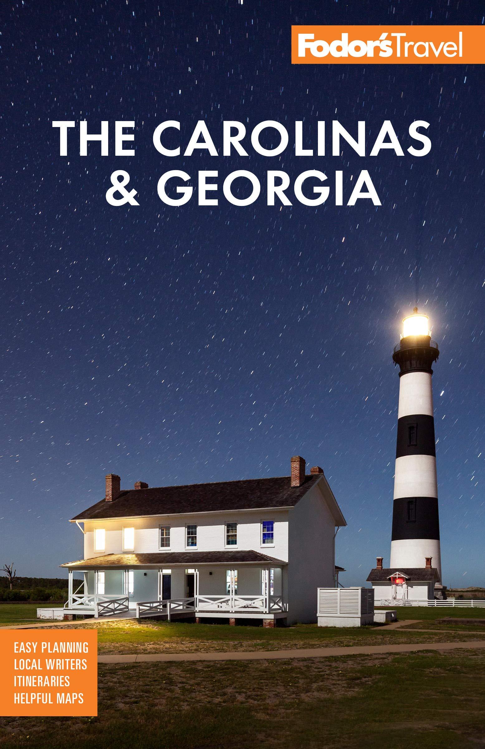 Fodor's The Carolinas And Georgia  Fodor's Travel Guide