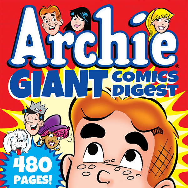 Archie Giant Comics (Issues) (2 Book Series)