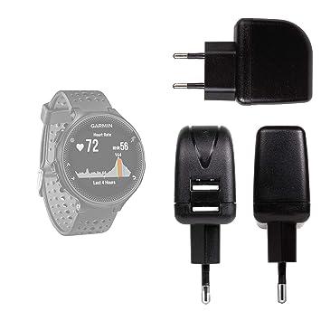DURAGADGET Cargador con Enchufe Europeo para Smartwatch ...