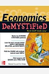Economics DeMYSTiFieD Kindle Edition