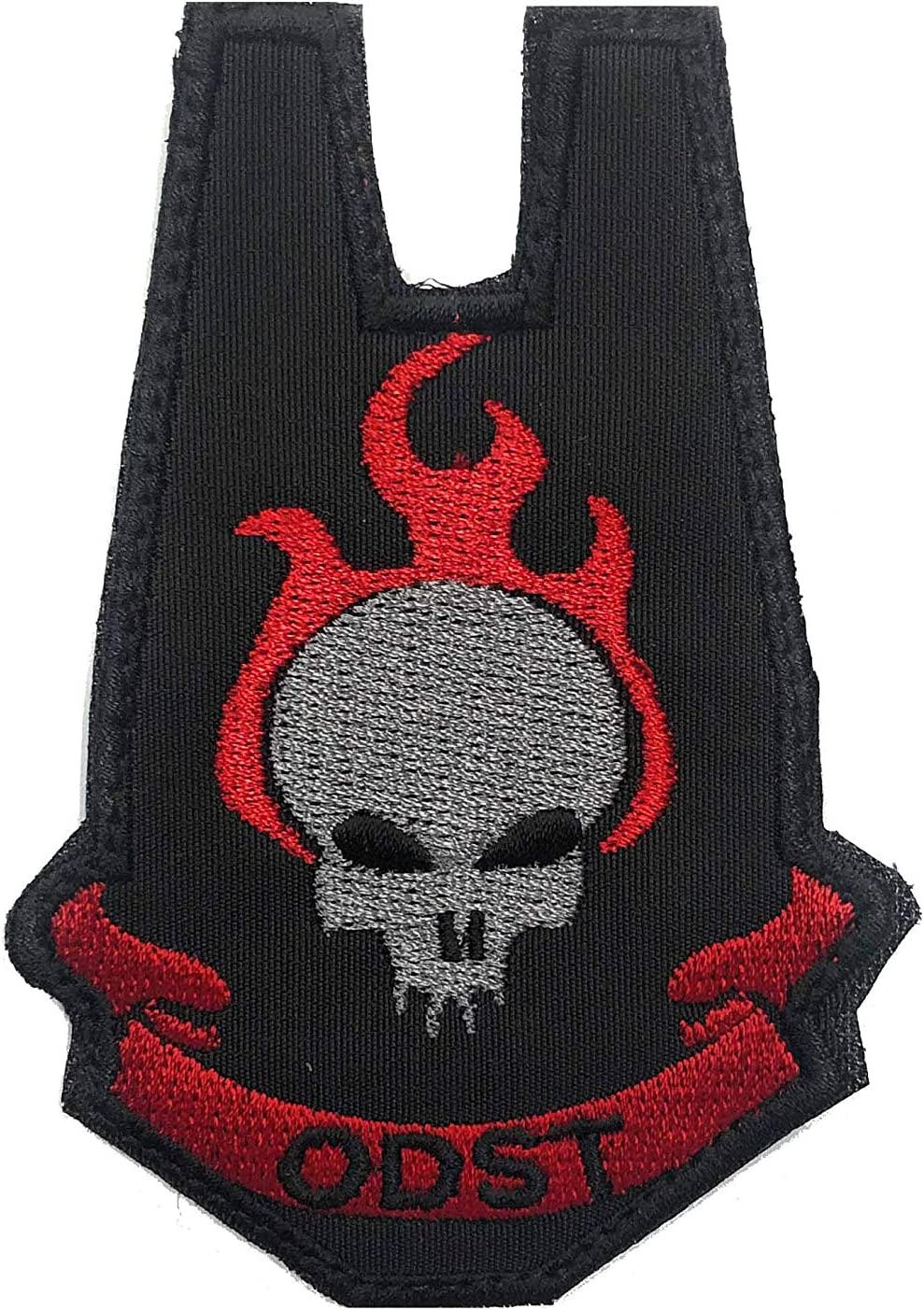 Halo ODST Patch Black
