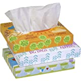 Kleenex Professional Facial Tissue for Business (21195), Flat Tissue Boxes, 80 Junior Boxes / Case, 40 Tissues / Box