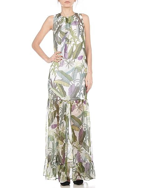 new style 81a6c f4193 Liu Jo Jeans LIU-JO abito lungo Donna c18274/t2062v9214 ...