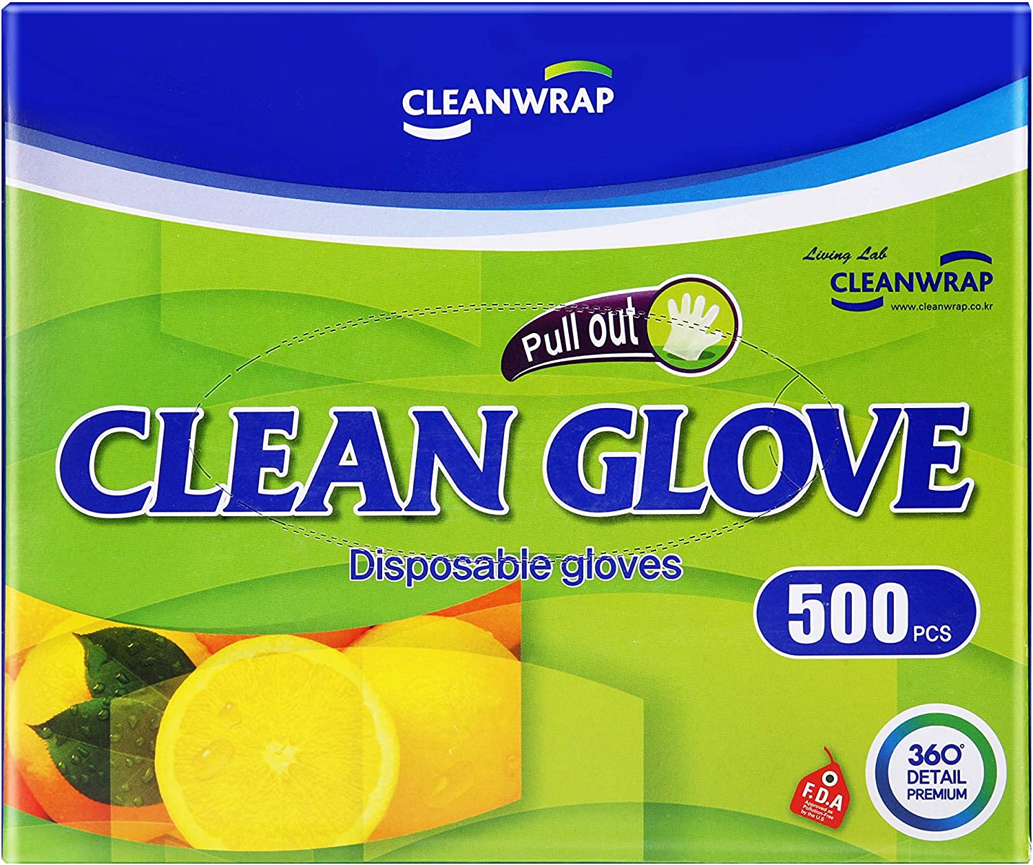 CLEAN DISPOSABLE GLOVES 500Piece, , LDPE, BPA FREE, Transparent glove, Food handing, Safe glove, Household Gloves