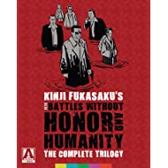 New Battles Without Honor & Humanity