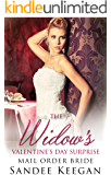 ROMANCE: Mail Order Bride: The Widow's Valentine's Day Surprise (Clean Sweet Romance) (Mail Order Bride Romances Book  1)