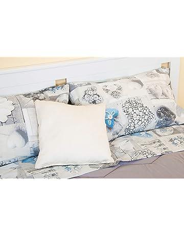 Goldenhome - Emma - Juego de sábanas completo para cama de matrimonio2 fundas de almohada +