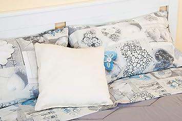GoldenHome Emma Parure complète pour lit