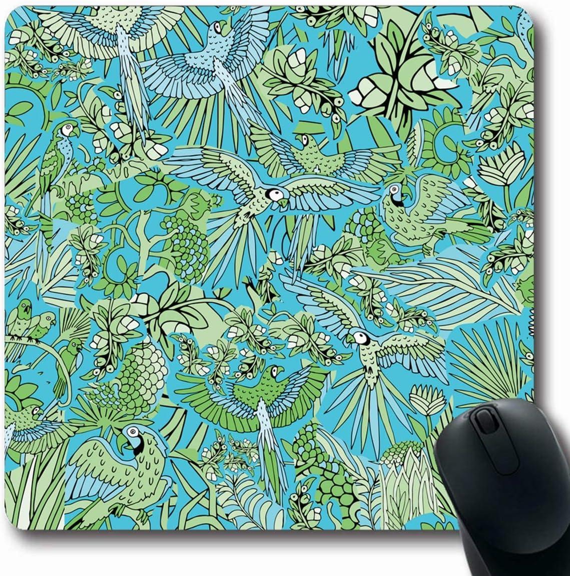 Alfombrillas de ratón para computadoras Colorear Ara Loros ...