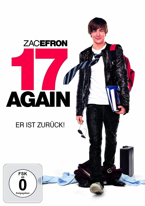 DVD * 17 Again Amazon.fr Zac Efron, Matthew Perry, Leslie Mann, Thomas  Lennon, Tyler Steelman, Allison Miller, Sterling Knight, Michelle  Trachtenberg,